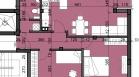 продава, Тристаен апартамент, 79 m2 София, Люлин 10, 67150 EUR